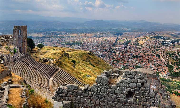 Пергама, Турция
