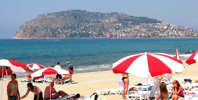 Аланья, курорты Средиземноморского побережья