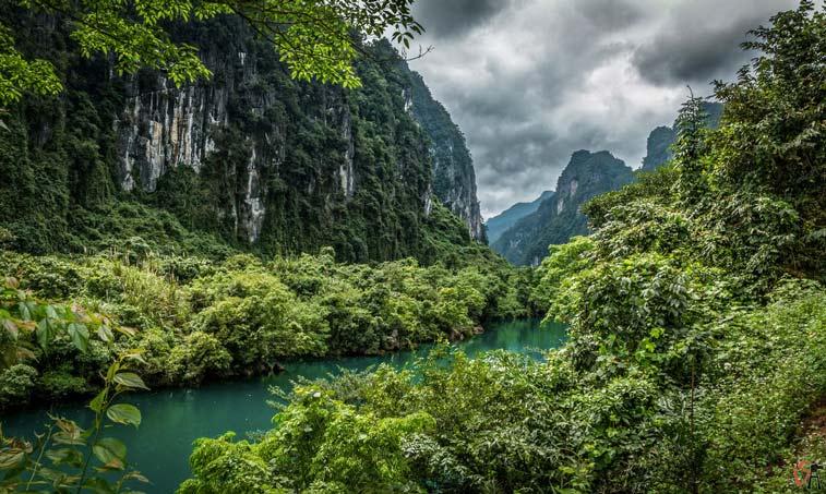 Национальный парк Фонгня