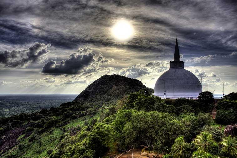 Золотой треугольник Шри Ланки