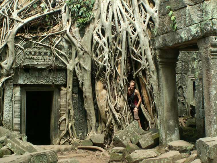 Храмы Ангкора