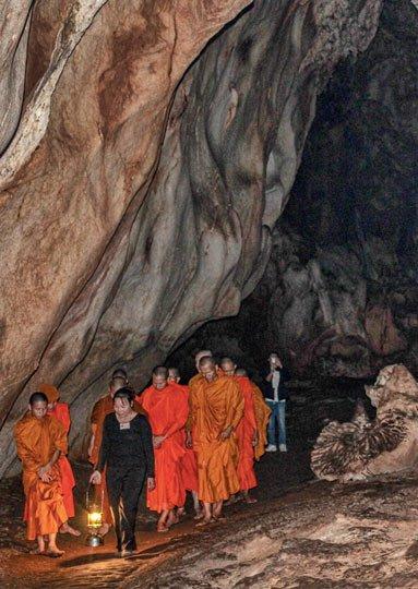 Пещеры Чианг Дао - самостоятельное путешествие