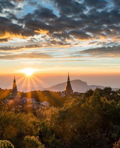 Национальный парк Дой Интханон -самостоятельное путешествие