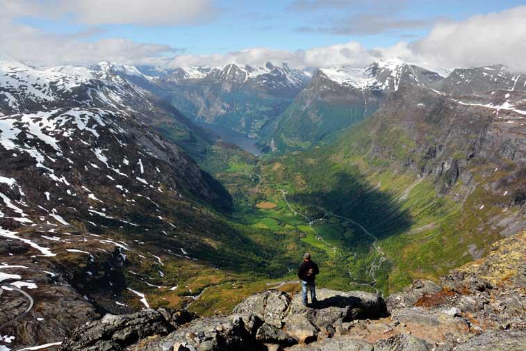 Гейрангерфьорд - самостоятельное путешествие