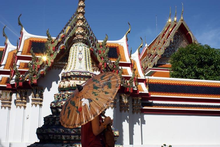 Королевский дворец в Бангкоке - самостоятельное путешествие