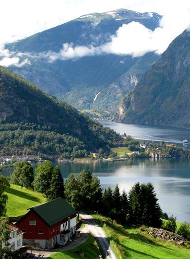 Согне-фьорд - самостоятельное путешествие