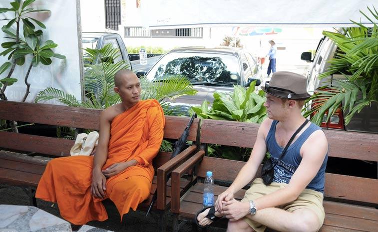 Ват Чеди Луанг - самостоятельное путешествие