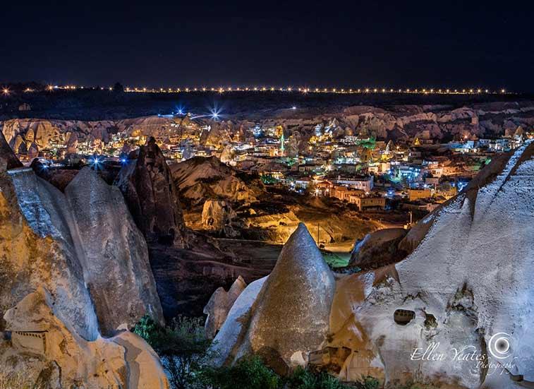 Пещеры Гёреме - самостоятельное путешествие