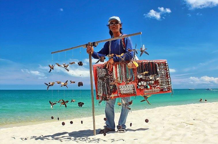 Пляж Ламаи - самостоятельное путешествие в Таиланд