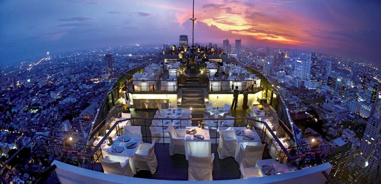 Лунный бар, Бангкок - блоги о путешествиях
