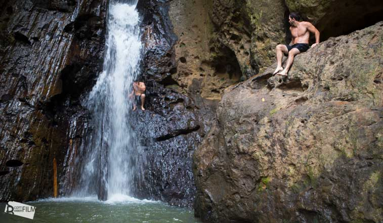 водопад Пай