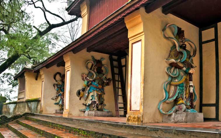 Пагода Тьен Му - Блоги о путешествиях