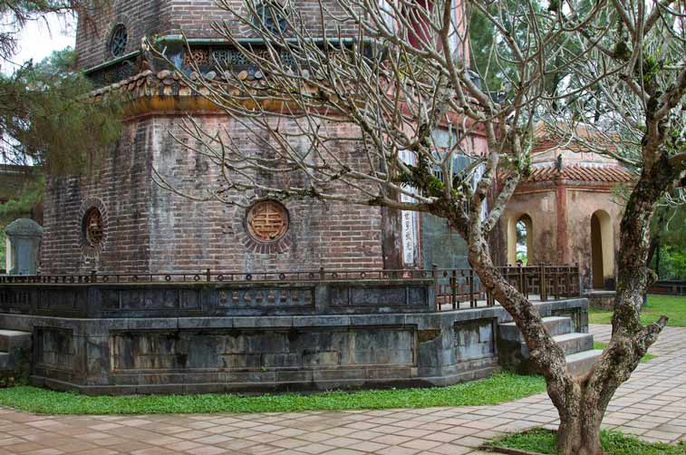 Пагода Тьен Му - Блоги о Вьетнаме
