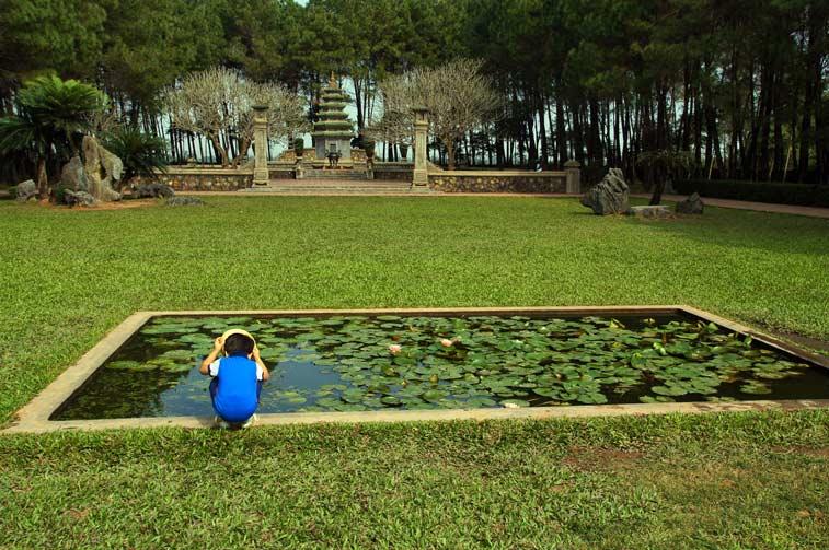 Пагода Тьен Му в Хюэ - Блоги о путешествиях