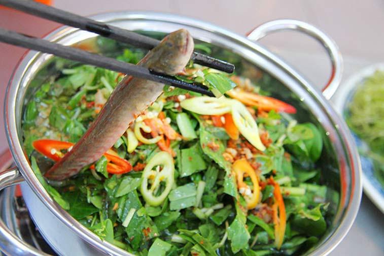 Блюда, которые можно попробовать в Дельте Меконга