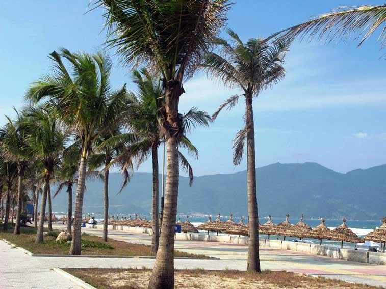 Дананг - городской пляж