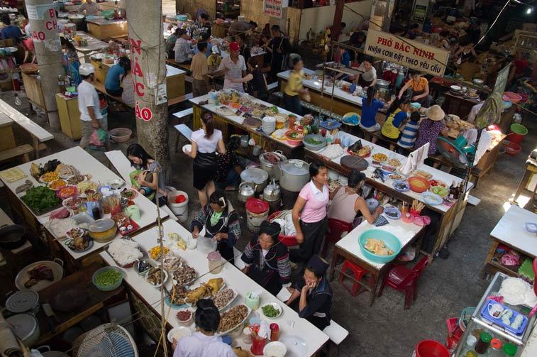 Еда во Вьетнаме, как способ ближе узнать страну