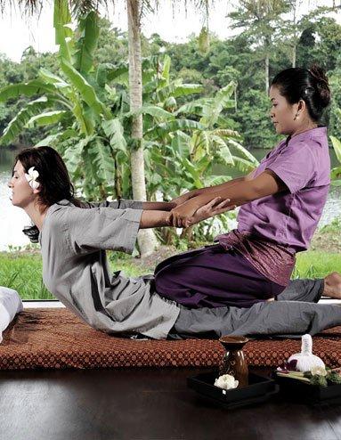 Тайский массаж - блоги о путешествиях