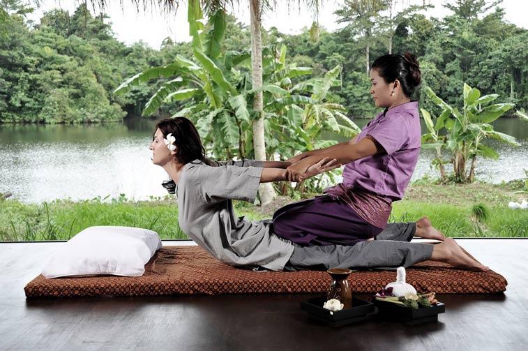 Тайский массаж - блоги о Таиланде