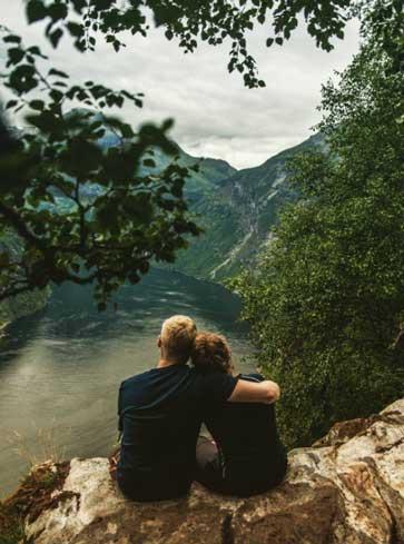 Гейрангер-фьорд в августе: 14 инстаграм-фото