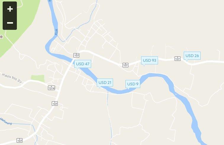 Карта Тхатон