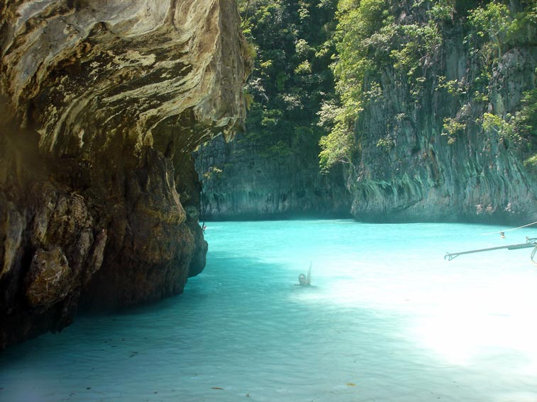 Дайвинг на Пхи Пхи - блоги о Таиланде
