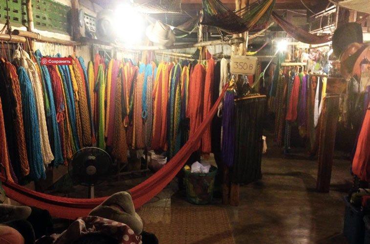 Галерея любителей гамаков на Ко Пангане