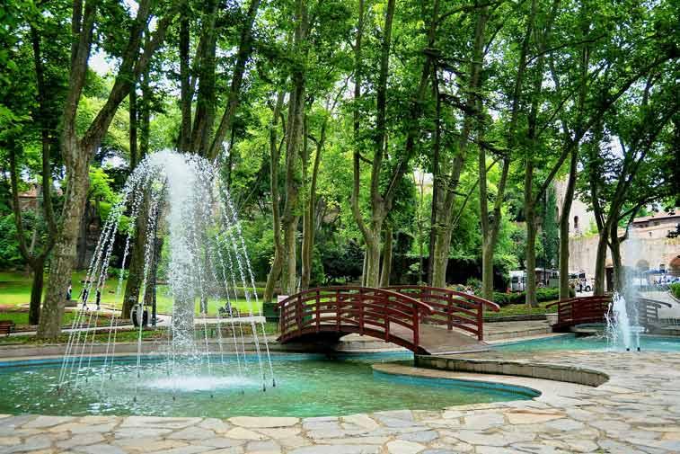 Природные достопримечательности Стамбула - блоги о Турции