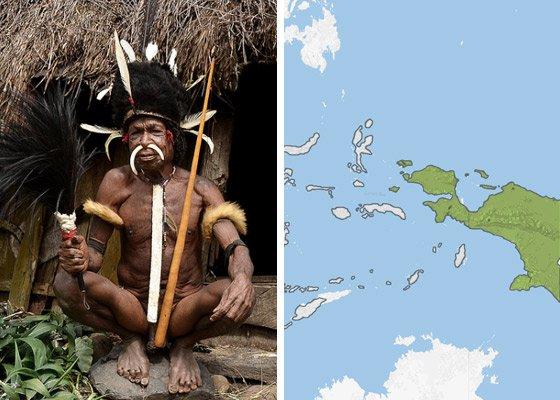 Регионы и острова Индонезии, направления для путешествий