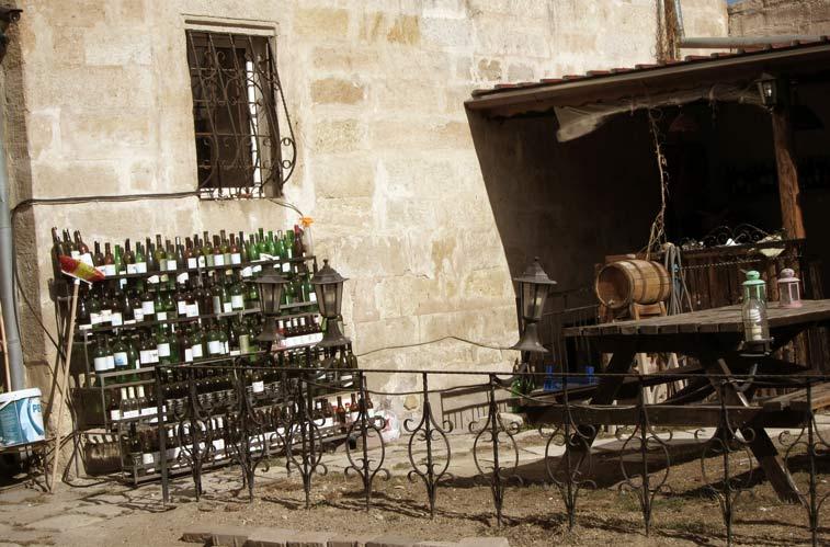 Винодельня в Юргупе