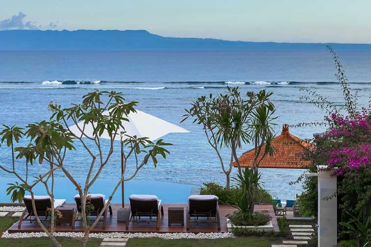 Остров Бали, пляж Кандидаса