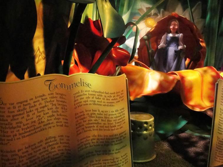 Сказочный мир Андерсена