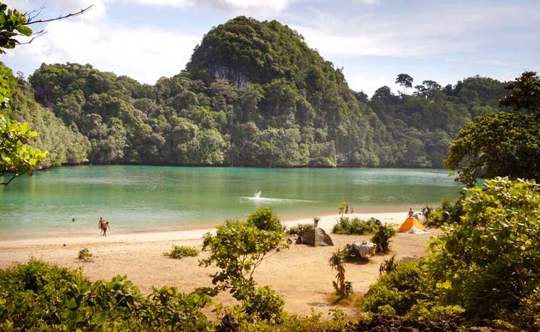 остров Семпу