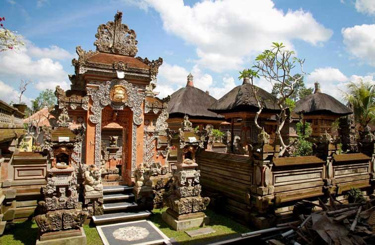 Убуд, остров Бали
