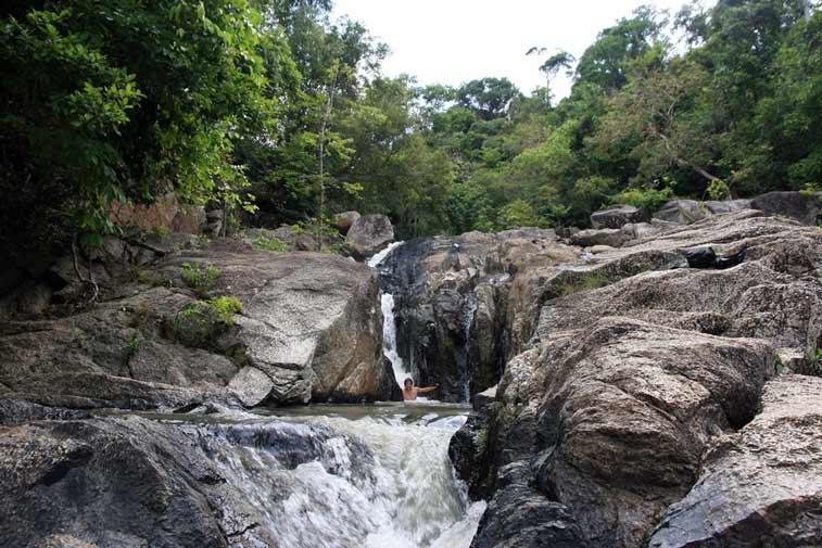 Водопады Ко Пангана