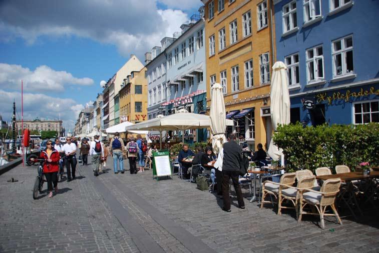 Бранч в Копенгагене
