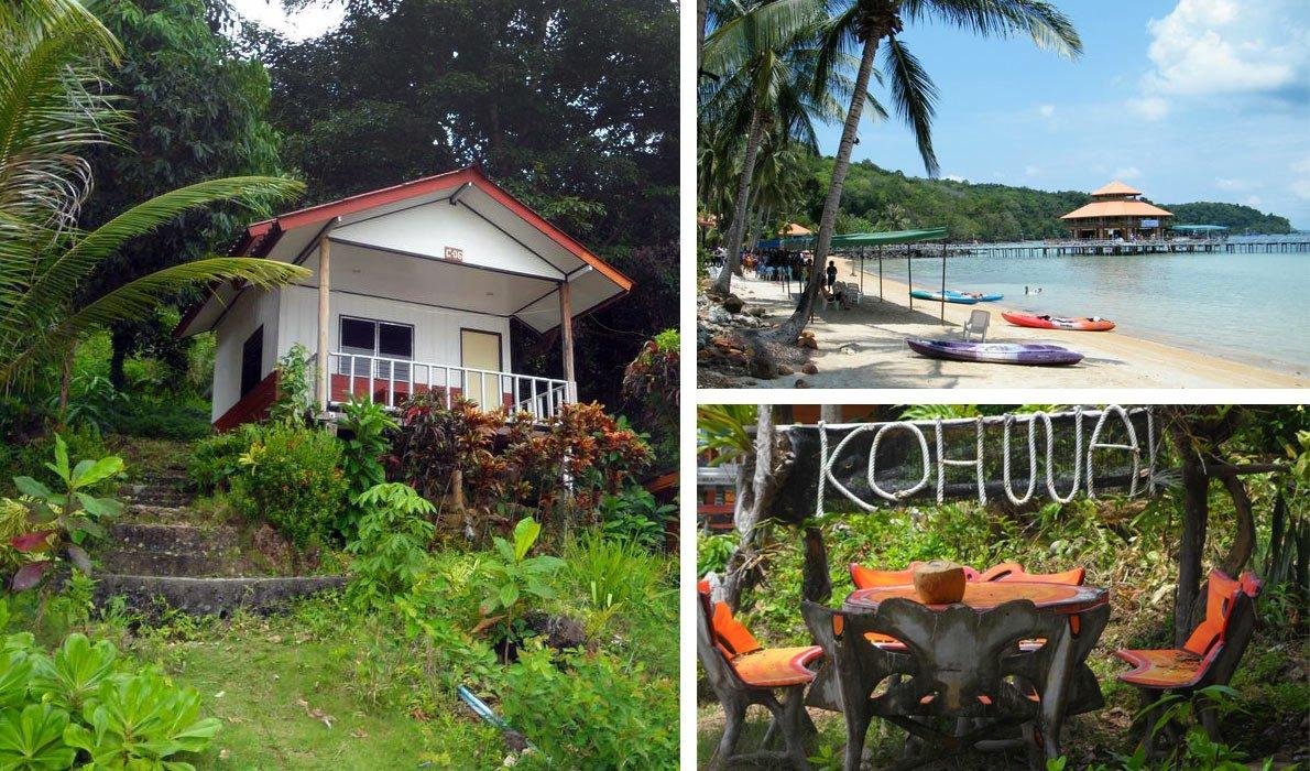 C острова на остров: Восточное побережье Таиланда