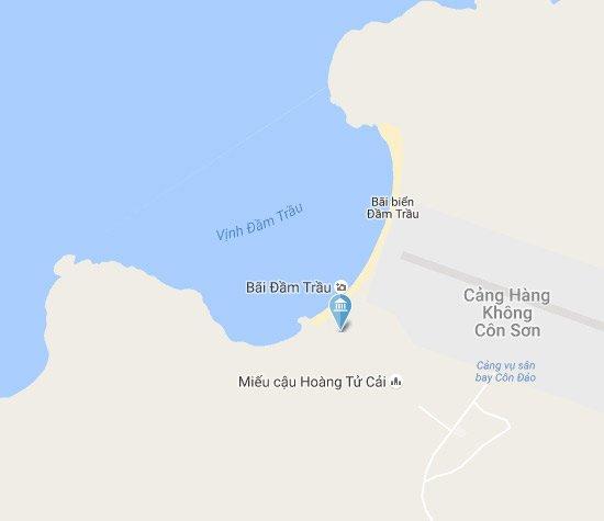 Острова Кон Дао - гостиницы