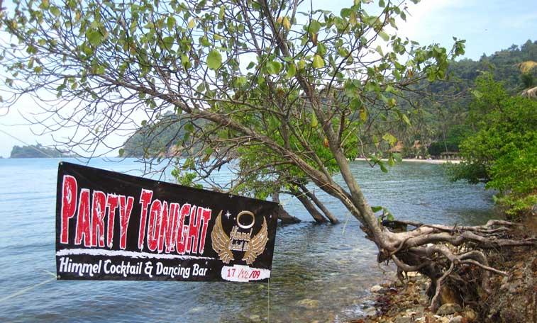 Пати-острова Таиланда