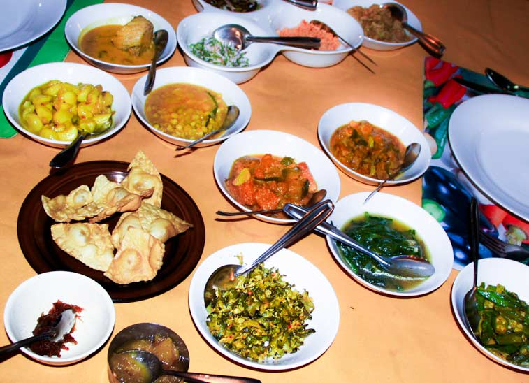 Легкий ужин в Элле. Photo credit: Natalie Belikova, 5steps-photoblog.com