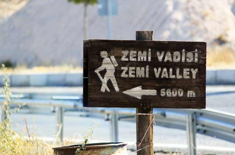 Долина-Ручей (Zemi Valley)