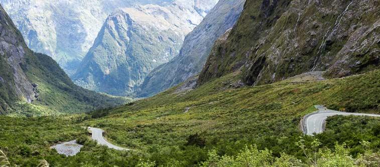 Новая Зеландия - самостоятельное путешествие