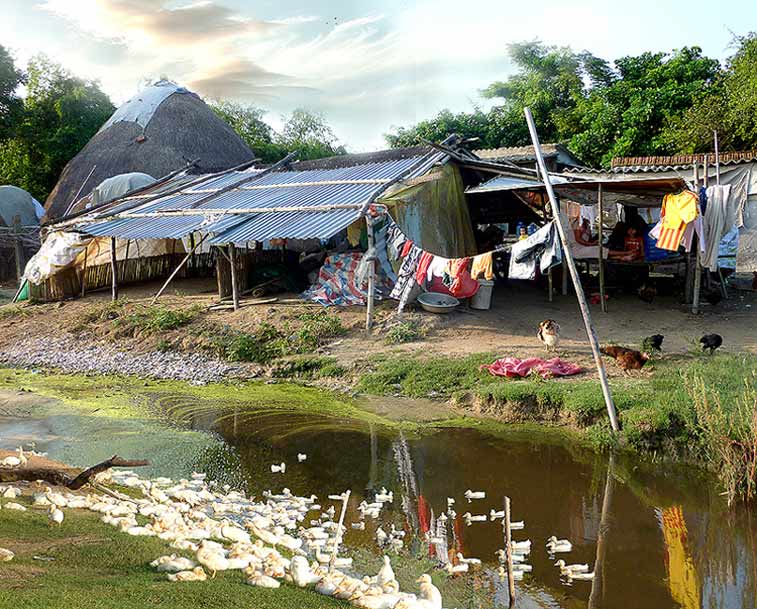 Островок Rú Chá – что посмотреть в Хюэ