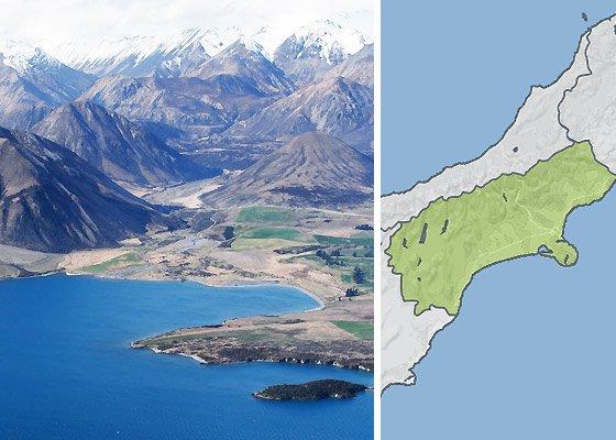 Регионы Новой Зеландии