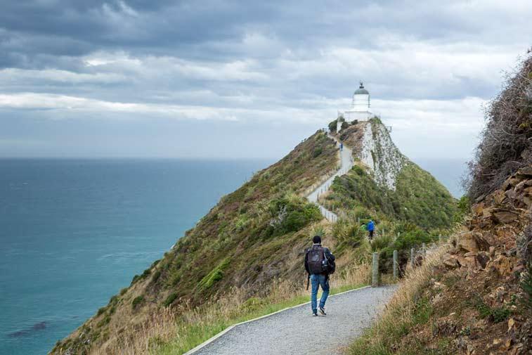 Самостоятельные путешествия по Новой Зеландии