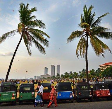Коломбо - самостоятельное путешествие