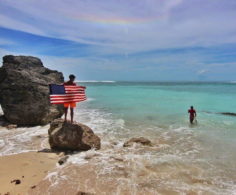 Романтические каникулы на Бали.