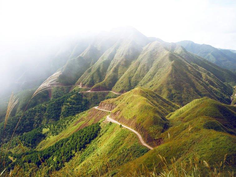 Горный район Binh Lieu