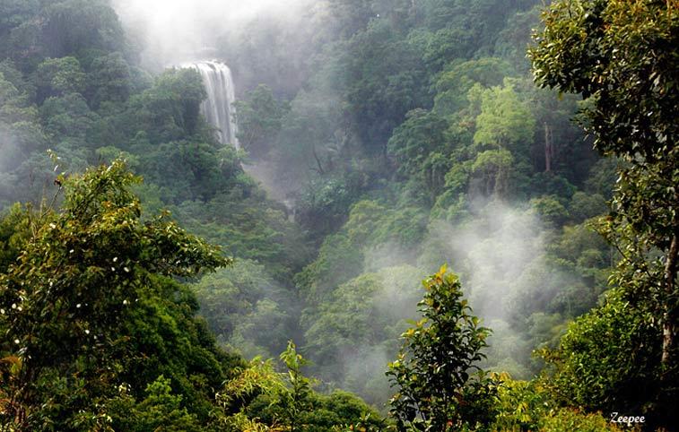 Водопад Дамбри
