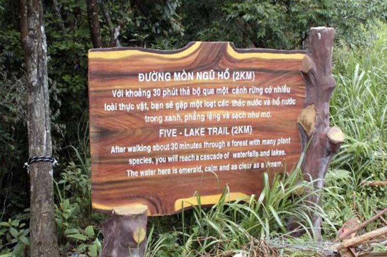 Национальный парк Батьма